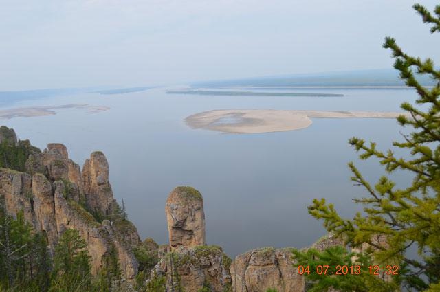 Обзорный холм «Ленских столбов»