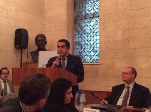 Встреча с высоким представителем Альянса цивилизаций ООН Нассиром аль-Нассером