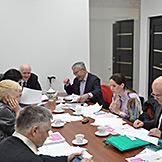 Четвёртое заседание оргкомитета Евразийской научно-технологической конференции состоялось в российско-китайском бизнес-парке